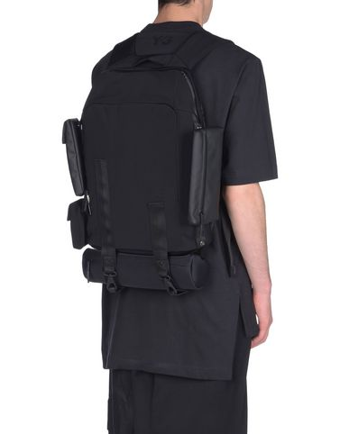 Y-3 MULTIPOCKET BACKPACK BAGS man Y-3 adidas