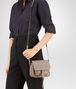 BOTTEGA VENETA MINK INTRECCIATO NAPPA SHOULDER BAG Shoulder or hobo bag D ap