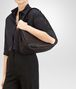 BOTTEGA VENETA MEDIUM CAMPANA BAG IN ESPRESSO INTRECCIATO NAPPA Shoulder or hobo bag D ap