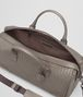 BOTTEGA VENETA MEDIUM DUFFLE BAG IN STEEL INTRECCIATO VN Trolley and Carry-on bag E dp