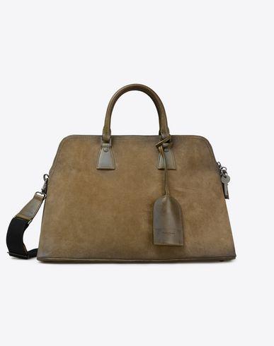 MAISON MARGIELA 11 Travel bag U 5AC calfskin leather bag f