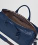 BOTTEGA VENETA LARGE DUFFEL BAG IN PACIFIC INTRECCIATO VN Duffel Bag E dp