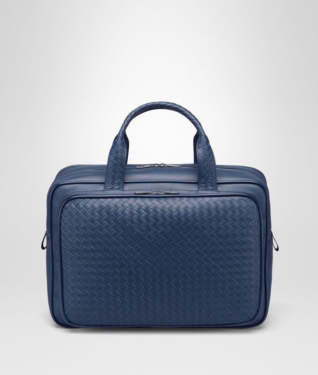 BOTTEGA VENETA TRAVEL BAG IN INTRECCIATO VN PACIFIC Trolley and Carry-on bag E fp