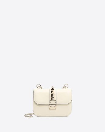VALENTINO GARAVANI Shoulder bag D Small Chain Shoulder Bag f