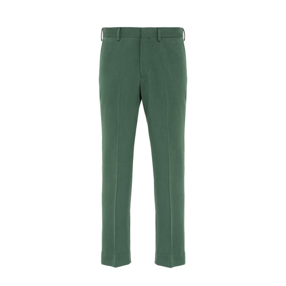 Racing Green Canvas Tailoring Trousers