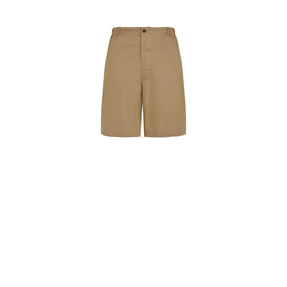 Technical Cotton Shorts
