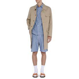 Pajama Striped Shorts