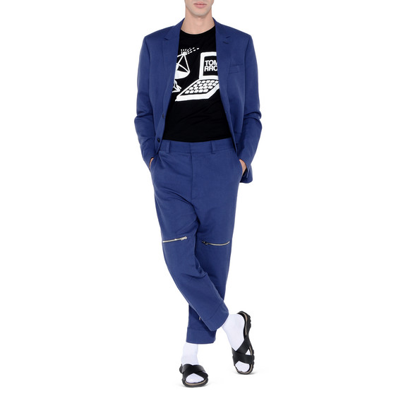 Ink Canvas Tailoring Trousers