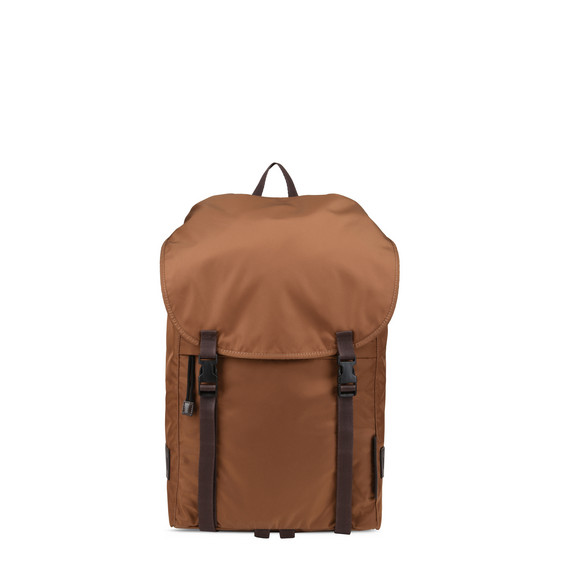 Bronze Eco Nylon Backpack