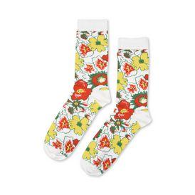 STELLA McCARTNEY MEN Men Shorts Trousers U Psychedelic Flower Print Shorts f