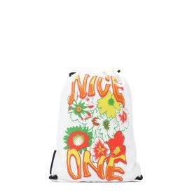 STELLA McCARTNEY MEN Men Backpacks U Nice One Print Backpack f
