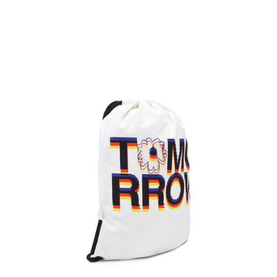 Tomorrow Print Backpack