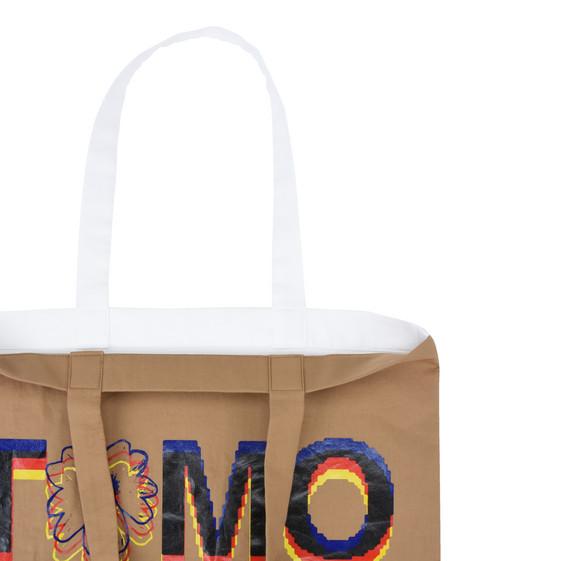 Tomorrow Print Tote Bag
