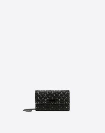 VALENTINO Rockstud Spike Chain Bag 45330444QF