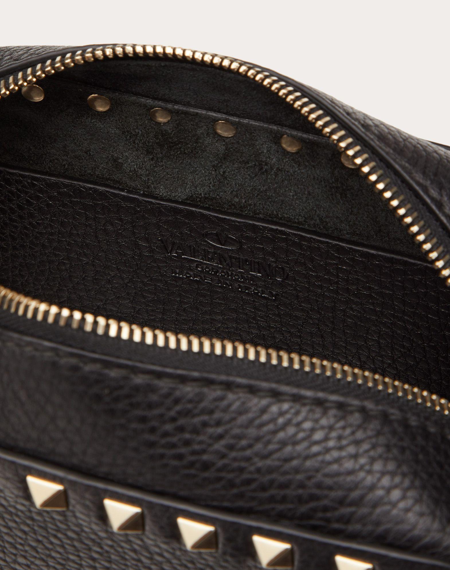 VALENTINO GARAVANI Rockstud Cross Body Bag CROSS BODY BAG D a