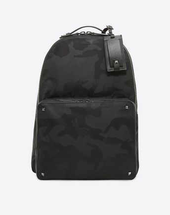 VALENTINO Camouflage Backpack 45330463KM