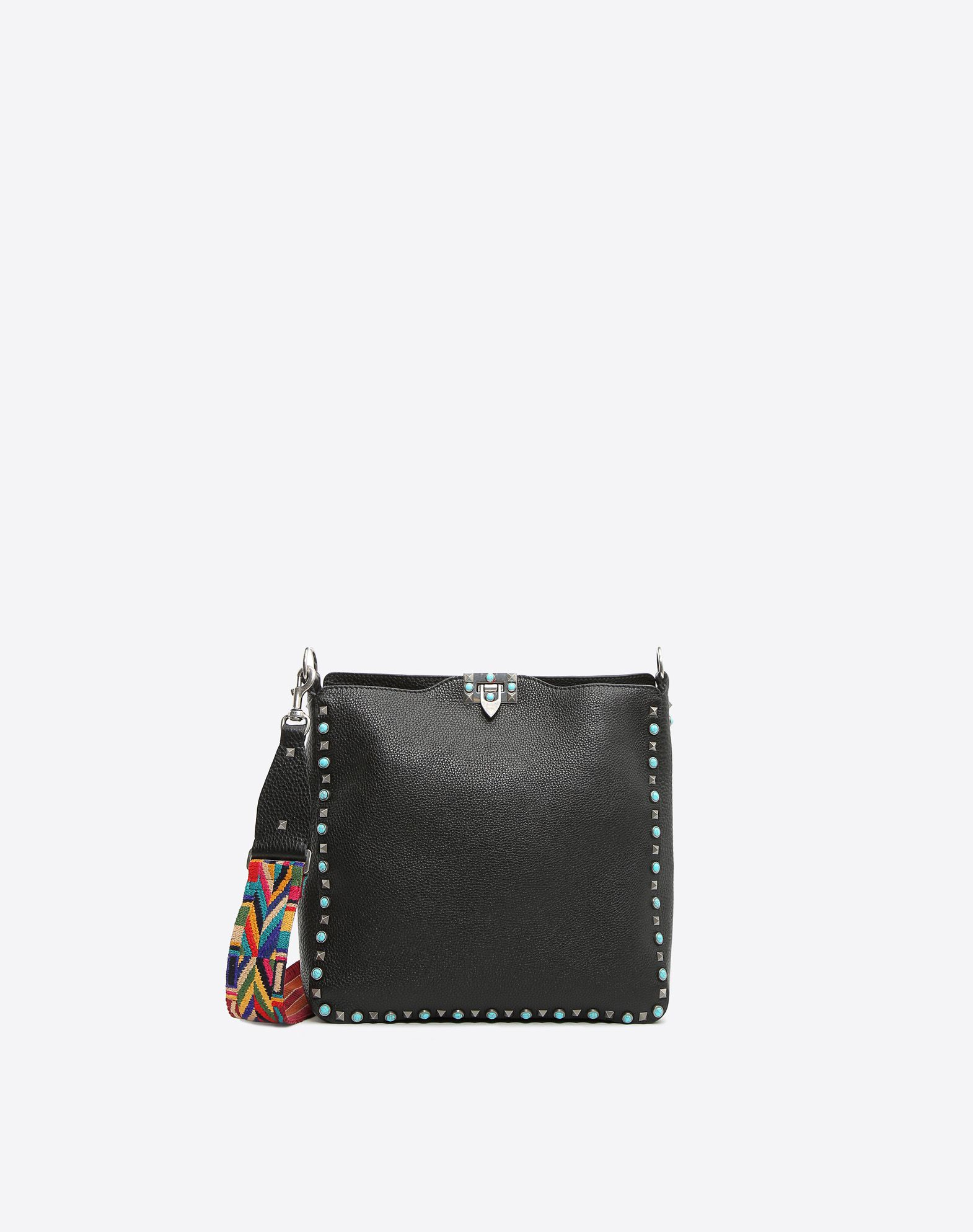 VALENTINO Logo Studs Solid color  45330613an