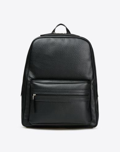 MAISON MARGIELA 11 Rucksack U Calfskin black backpack f