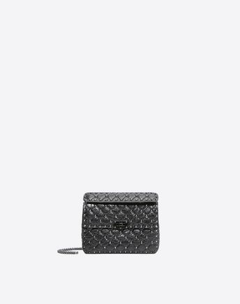 VALENTINO Rockstud Spike Medium Chain Bag 45330807VO