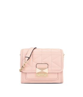 KARL LAGERFELD K/KUILTED MINI CROSSBODY