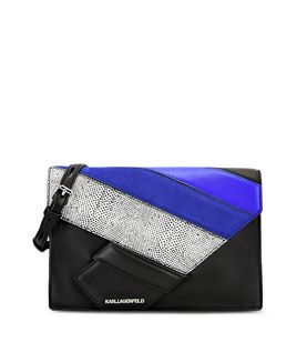 KARL LAGERFELD K/THUNDER SHOULDERBAG