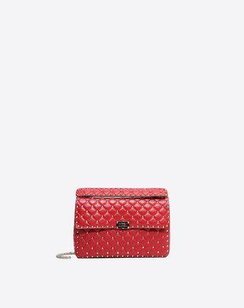 VALENTINO Rockstud Spike Chain Bag 45330995WR