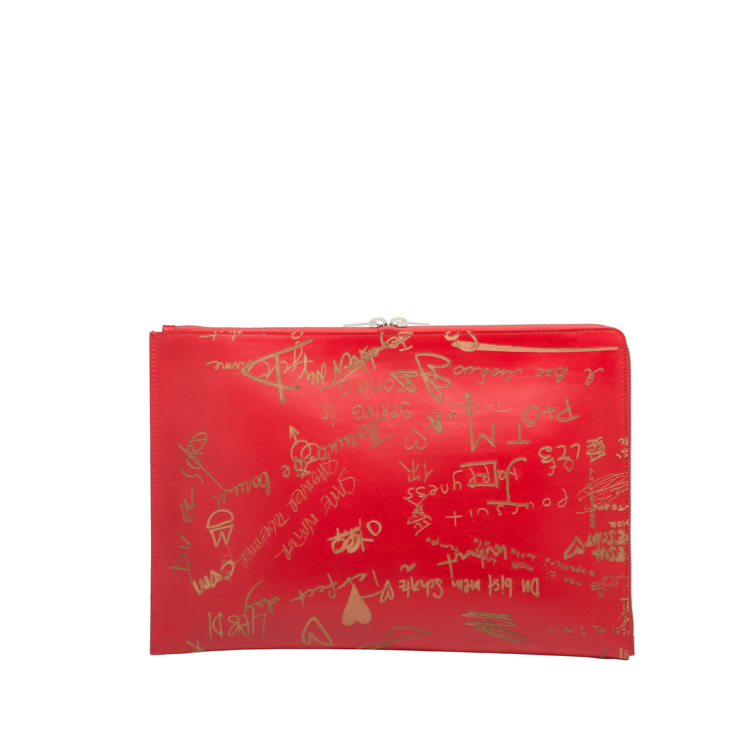 BALENCIAGA Seasonal Handbag D Valentine's Day Essential Pouch f