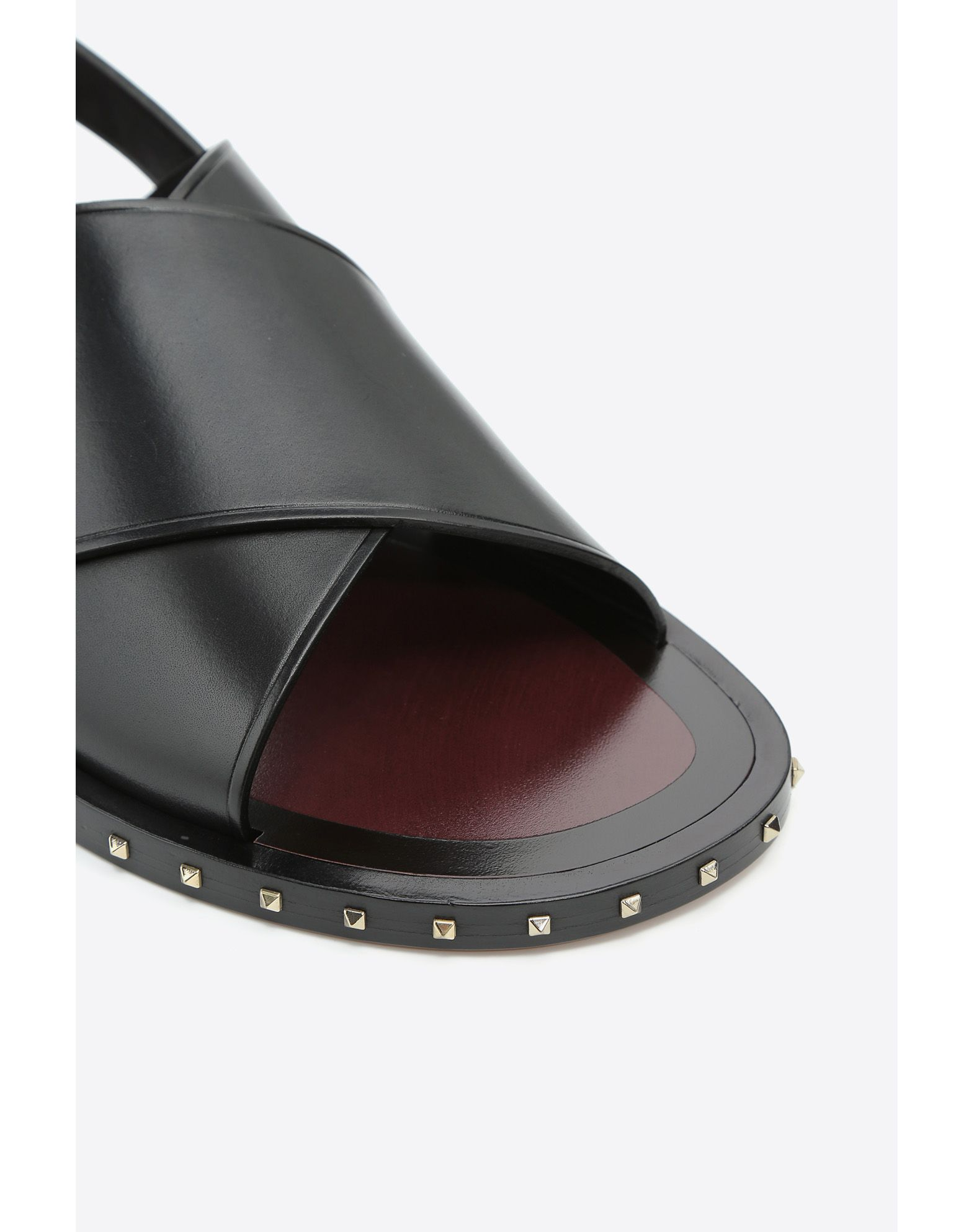 VALENTINO GARAVANI UOMO Soul Rockstud 凉鞋 凉鞋 U b