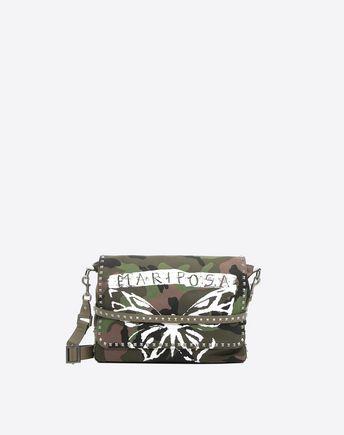 VALENTINO Camouflage Messenger 45331408KJ