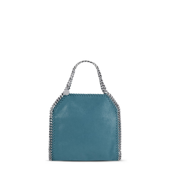 Peacock Falabella Shaggy Deer Mini Tote