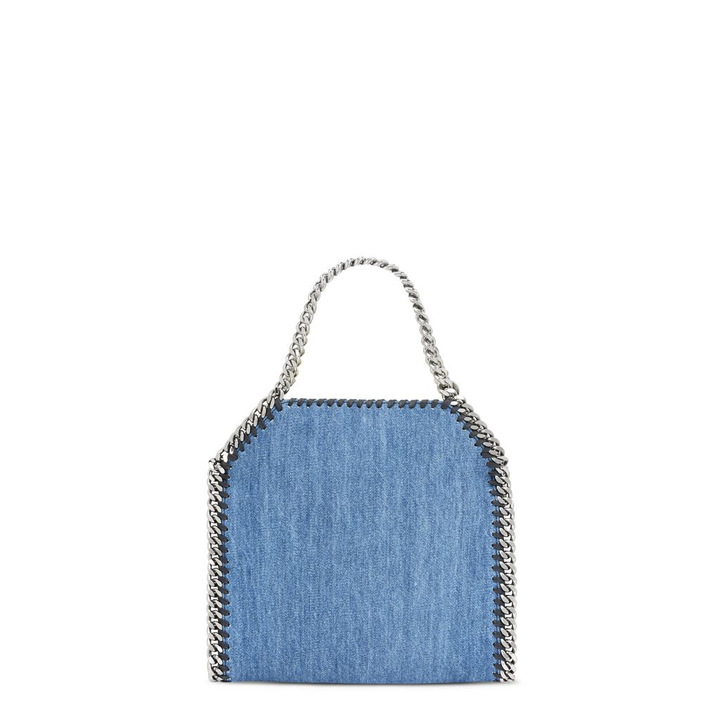 0a3e504ee6fe Stella Mccartney Falabella Mini Beaded Flower Tote Bag | MIT Hillel