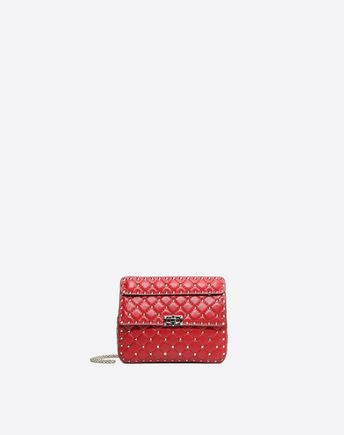 VALENTINO Rockstud Spike Medium Chain Bag 45331898GC