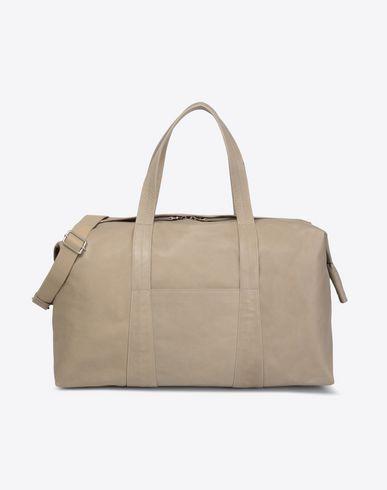 MAISON MARGIELA 11 Travel bag U Sailor bag in calfskin leather f