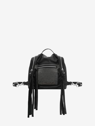 Loveless 59 Studded Convertible Backpack
