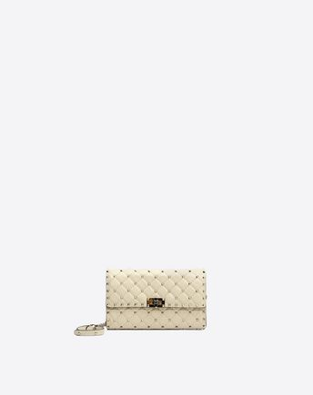 VALENTINO Rockstud Spike Chain Bag 45335909MN