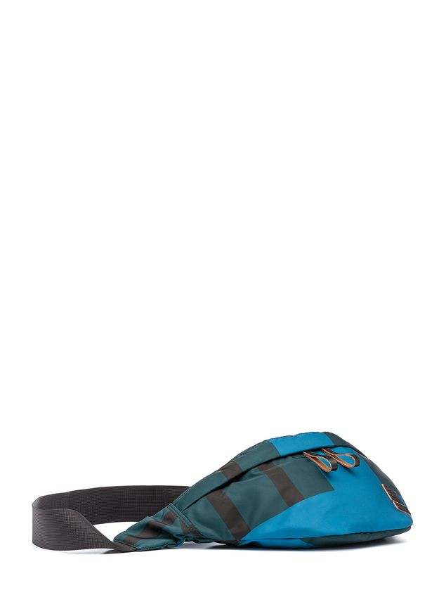 c8fc6c091d0f PORTER Belt Bag In Color Block Nylon from the Marni Spring ...
