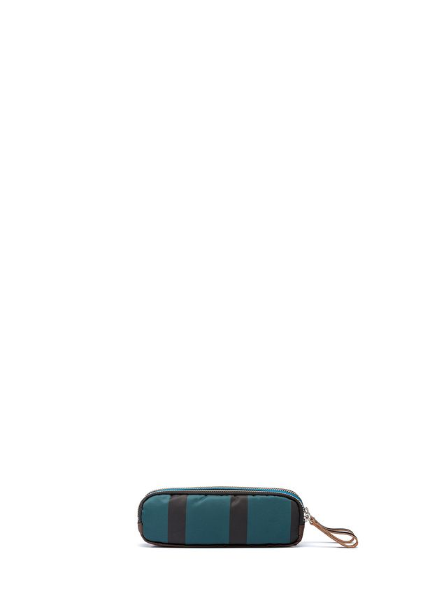 a888cba4d406 PORTER Clutch In Color Block Nylon from the Marni Spring Summer ...