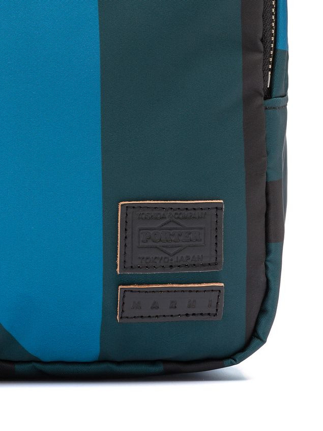 205f8a8a3e PORTER Backpack In Color Block Nylon from the Marni Spring ...