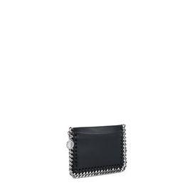 Black Alter Nappa Card Holder