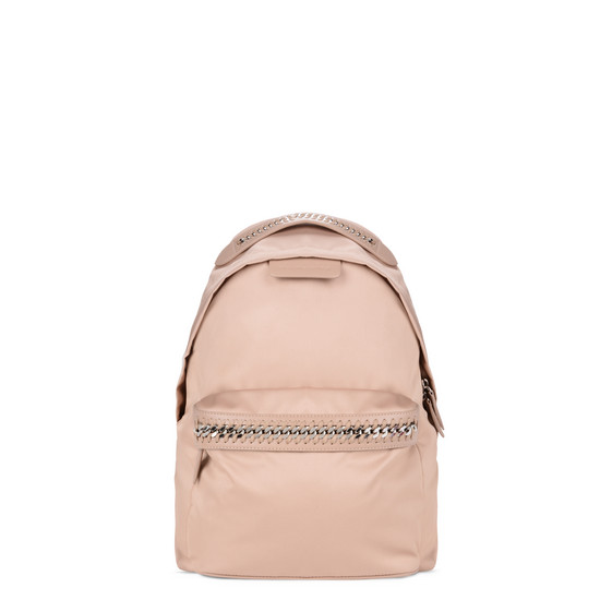 Powder Pink Falabella GO Backpack