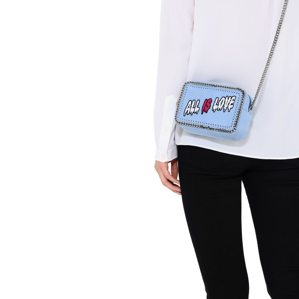 All is Love Sport Surf Clutch - STELLA MCCARTNEY