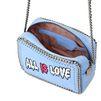 STELLA McCARTNEY All is Love Sport Surf Clutch Falabella Mini Bags D e