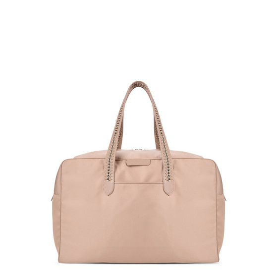 Powder Pink Falabella GO Travel Bag