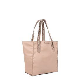 Powder Pink Falabella GO Shoulder Bag