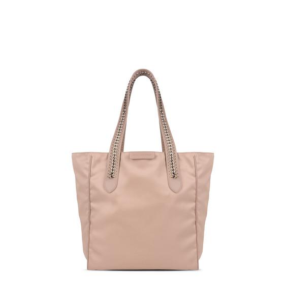 sac porté épaule Falabella GO rose poudre