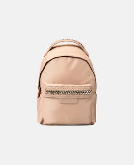 Powder Pink Falabella GO Mini Backpack