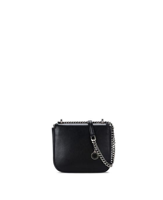 STELLA McCARTNEY Black Falabella Box Mini Shoulder Bag Mini Bags D i