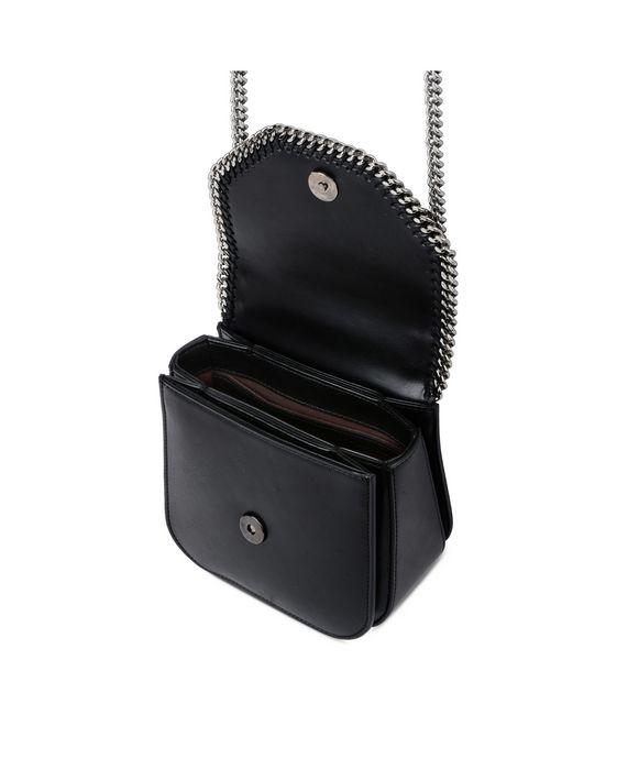 STELLA McCARTNEY Black Falabella Box Mini Shoulder Bag Mini Bags D g
