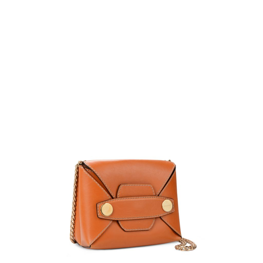 Honey Stella Popper Small Shoulder Bag  - STELLA MCCARTNEY