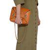 STELLA McCARTNEY Honey Stella Popper Small Shoulder Bag Shoulder Bag D a